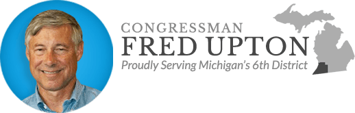 Congressman Fred Upton Proudly Serving Michigan's 6th District